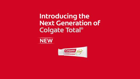 Colgate Introduces Next Generation of Colgate Total