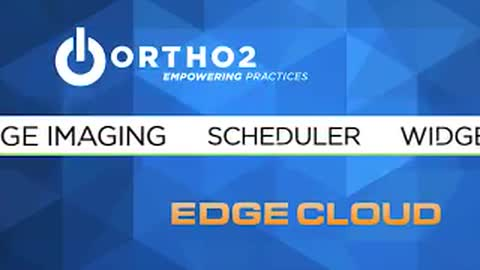 Increase your office efficiency with Ortho2's Edge Cloud