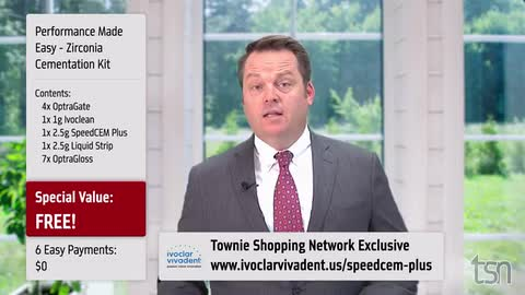 Townie Shopping Network: Ivoclar
