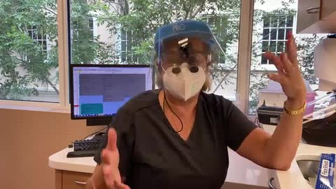 Judge for Yourself with Judy, RDH: Let's talk face shields